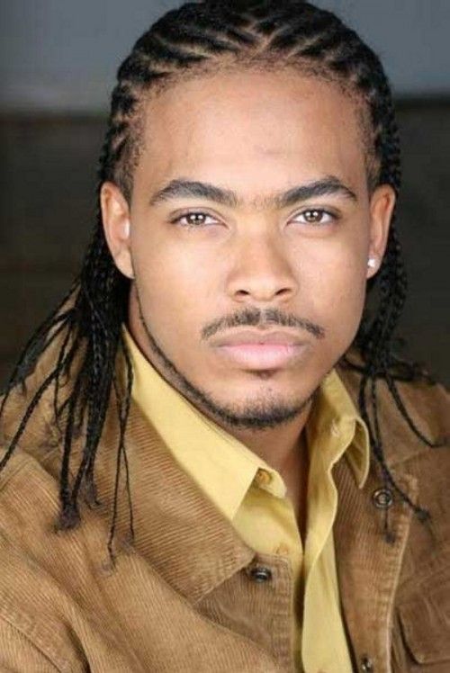 braided hairstyles for black men 2014