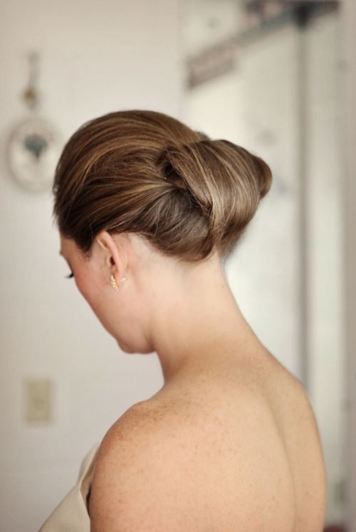 formal updos for medium hair