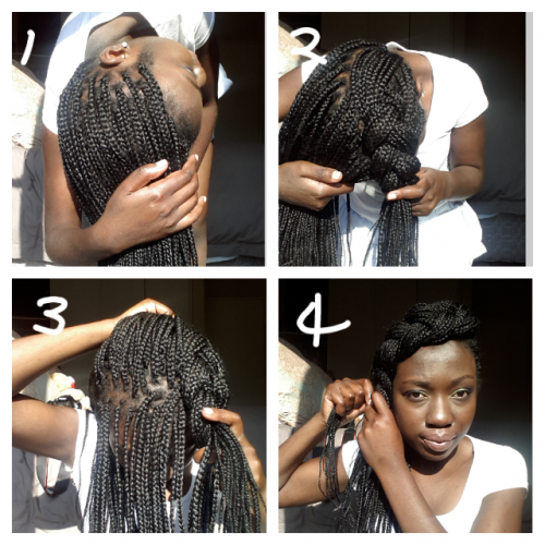 Dazzling Box Braids Hairstyles You Can Do Yourself