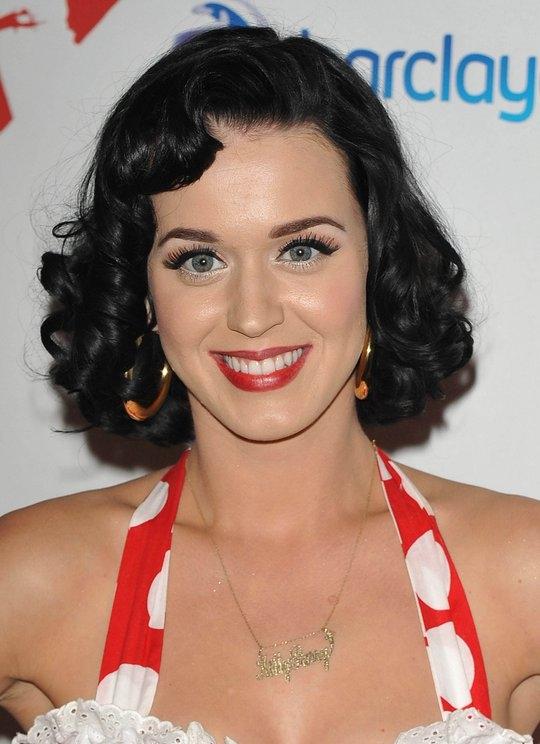 katy perry bob hairstyles 2014