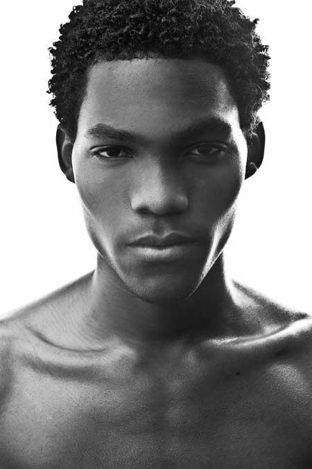 sexy haircuts for black men 2014
