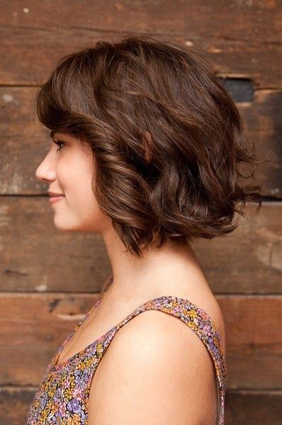 shaggy wavy bob prom hairstyles for short hair