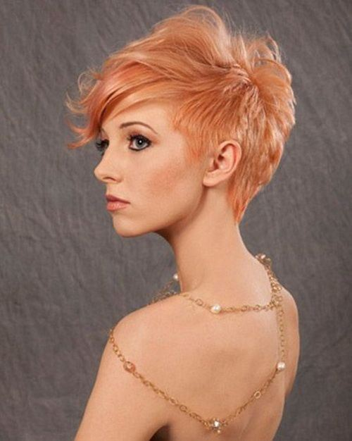short asymmetric prom hairstyles