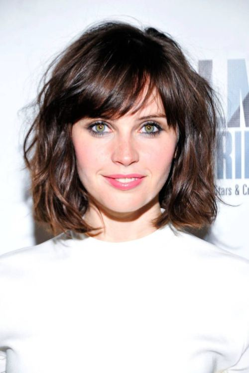 Fabulous Smashing Side Swept Bangs Hairstyles 2014 Hairstyles 2017 Hair Short Hairstyles Gunalazisus