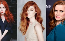 voguish copper hair colors 2014