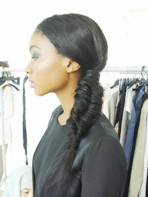 Dazzling Fishtail Braids Hairstyles 2014 Hairstyles 2017