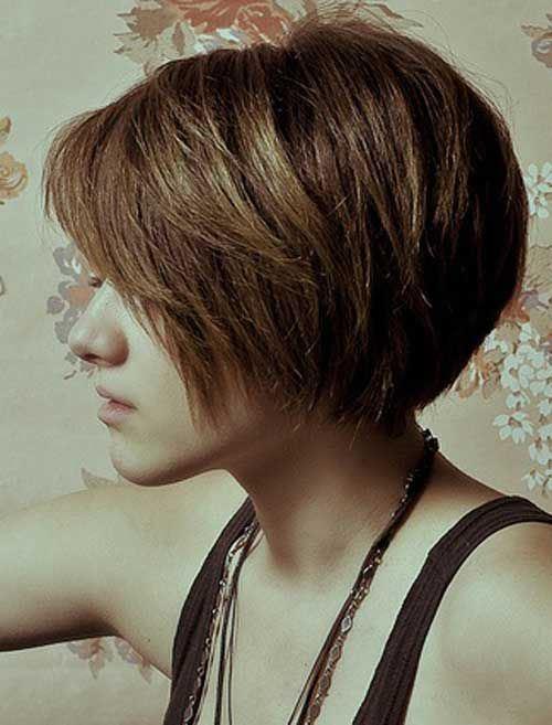 bob short hairstyles 2014