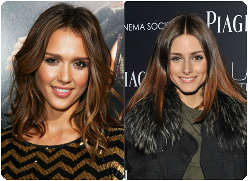 brown ombre back to school hairstyles 2014