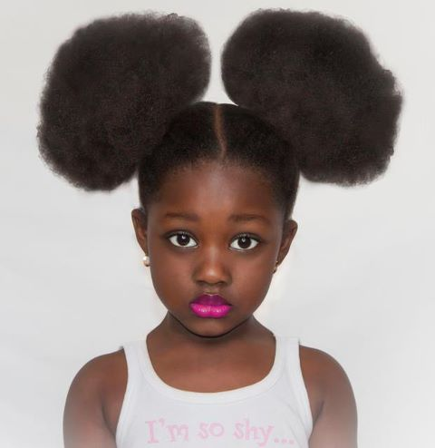 Awe Inspiring Kids Natural Back To School Hairstyles 2014 Hairstyles 2016 Hairstyles For Men Maxibearus