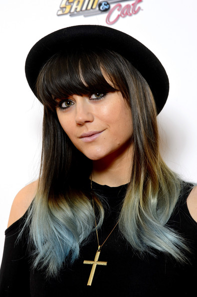 2014 Fall-Winter 2015 Ombre Hair Color Trends