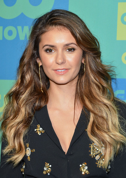 2014 Fall-Winter 2015 Ombre Hair Color - blonde to brown
