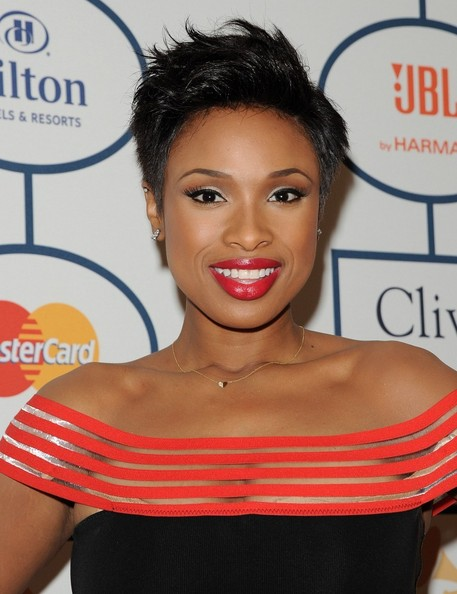 2014 Fall-Winter 2015 extra short haircuts for black women