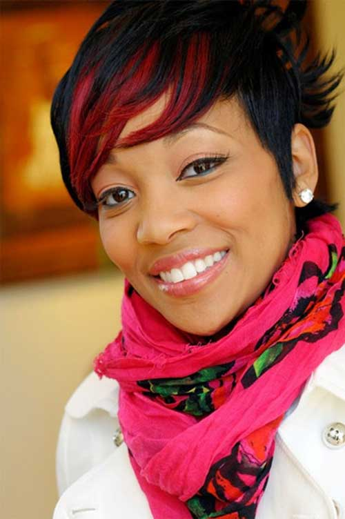 ... Short Haircuts For Black Women | Hairstyles 2016, Hair Colors and