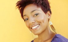 2014 Fall-Winter 2015 short haircuts for black women