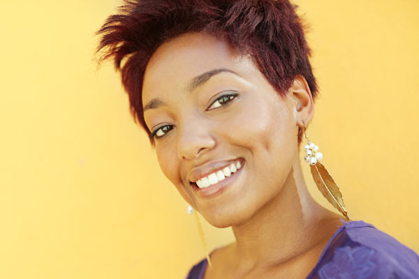 2014 Fall / Winter 2015 Short Haircuts For Black Women