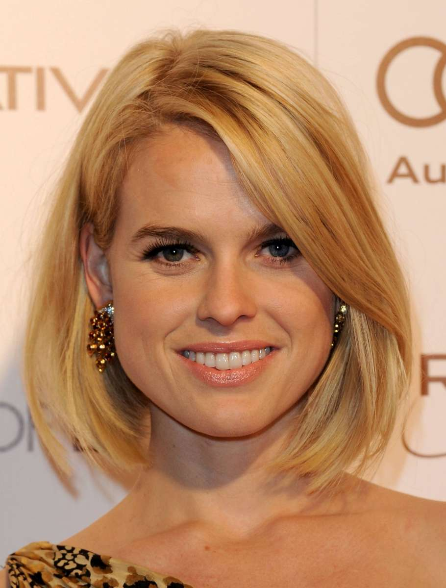 2014 fall- winter 2015 classy bob medium hairstyles