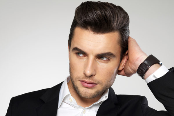 Awesome 2014 Fall Winter 2015 Mens Hairstyles Trends Hairstyles 2017 Short Hairstyles Gunalazisus