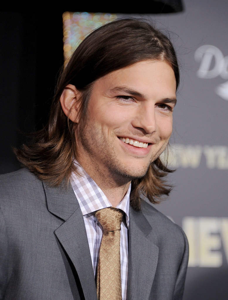 Ashton Kutcher bob hairstyles for 2015