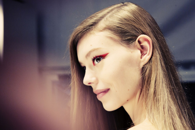 2015 Hairstyles Tips From Milan Fashion Week