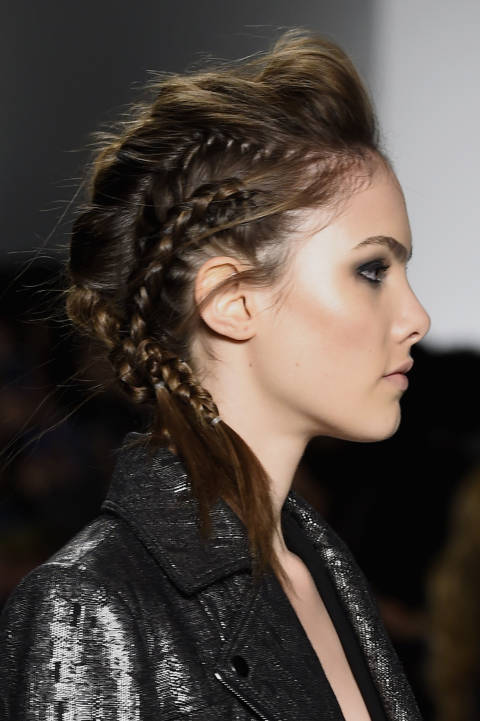 Ultra Modern Hairstyles 2015 Spring / Summer