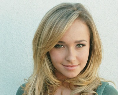 Hayden Panettiere fall 2014 ash blonde hair color ideas