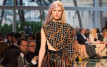 Louis Vuitton Resort 2015 Hair Color Trends