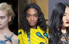 Milan Fashion Week Hairstyles 2015