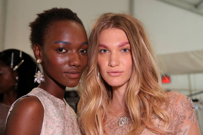 NYFW hairstyles trends 2015 -short and long hair