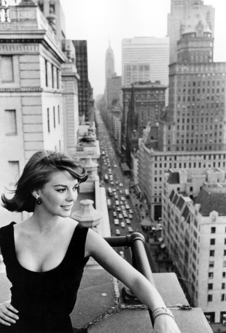 Natalie Wood brunette hair colors 2015