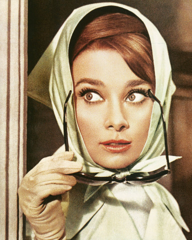 Audrey Hepburn brunette hair colors 2015