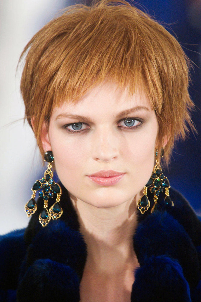 Top trendy fall 2014 hairstyles hairstyles 2017 hair colors and fall 2014 short bangs hairstyles urmus Images