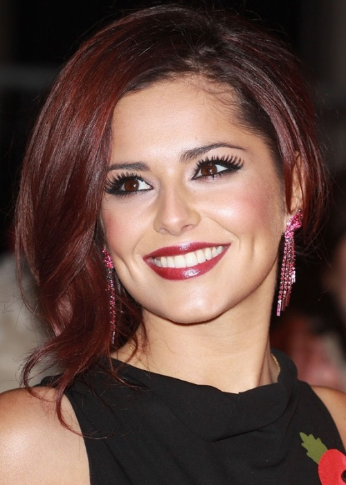 2014 fall winter 2015 auburn hair color trends