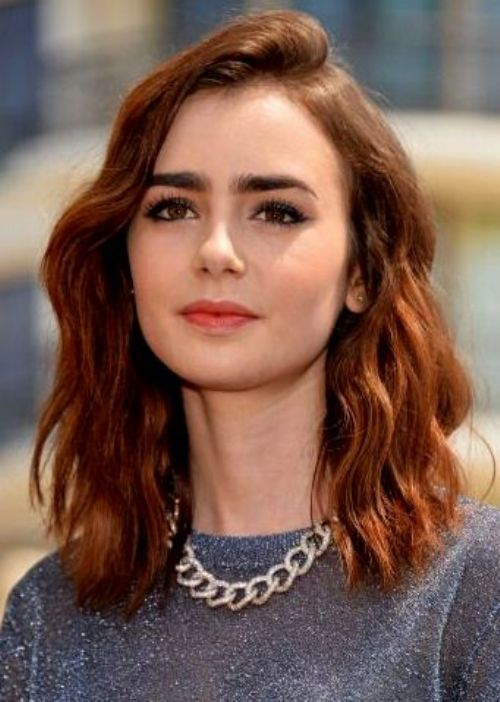 2014 Fall / Winter 2015 Auburn Hair Color Trends & Celebrity ...