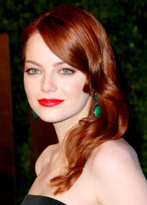 fall 2014-winter 2015 auburn hair color trends