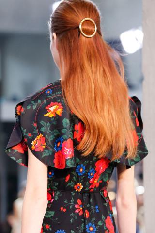 Céline Hairstyles & Hair Accessories 2015