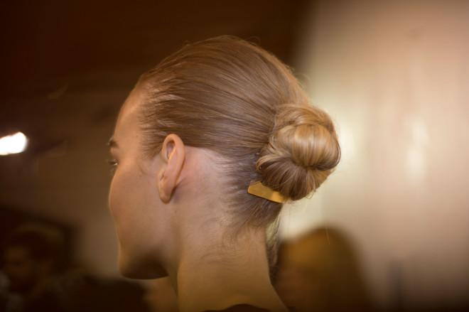Lanvin Hairstyles & Hair Accessories 2015