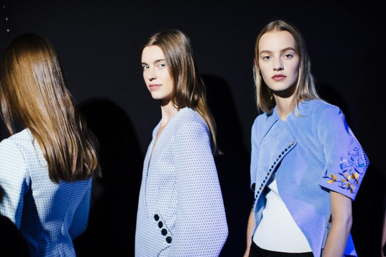Paris Fashion Week Natural Hairstyles 2015