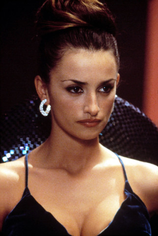 Penelope Cruz hairstyles from Blow