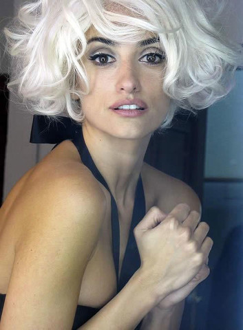 Penelope Cruz hairstyles from Broken Embraces