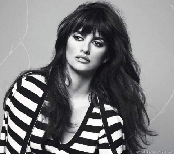 Penelope Cruz long hairstyles