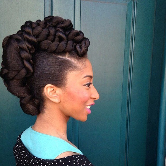 Protective Hair Style 2015