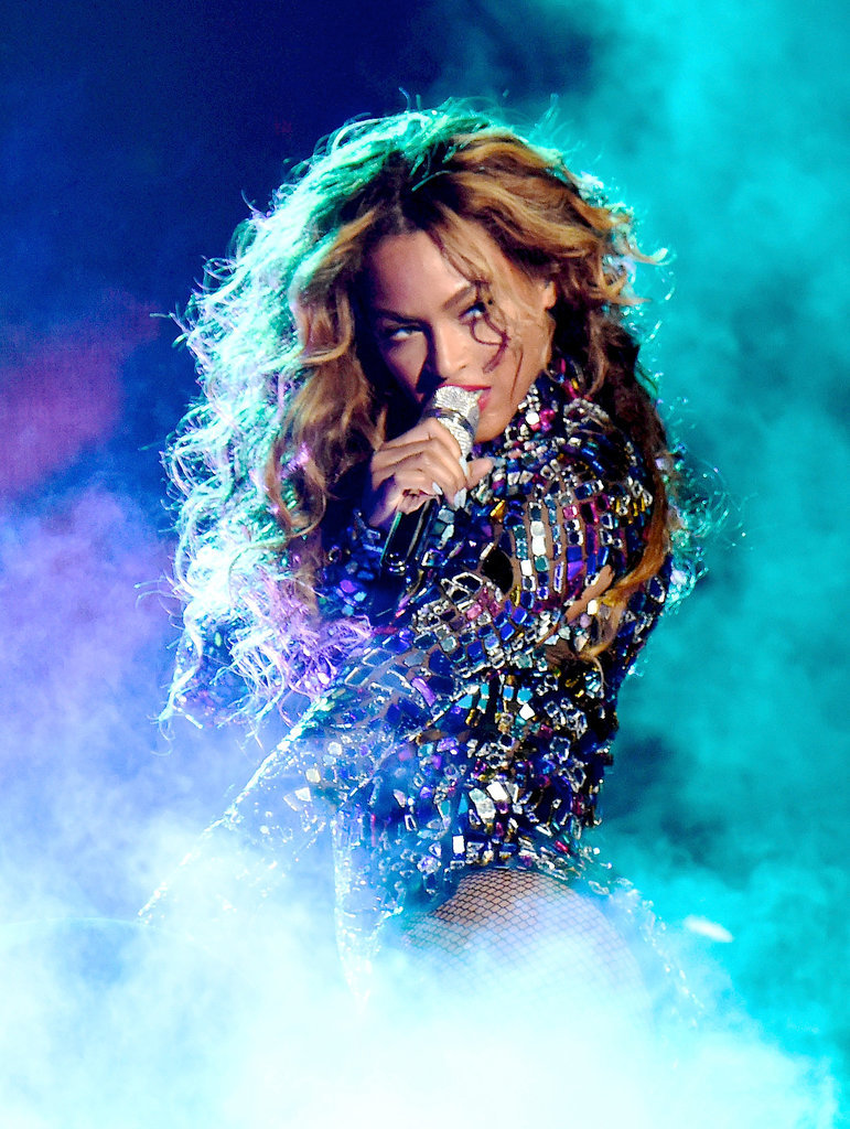 Beyonce celebrity hairstyles on August 23