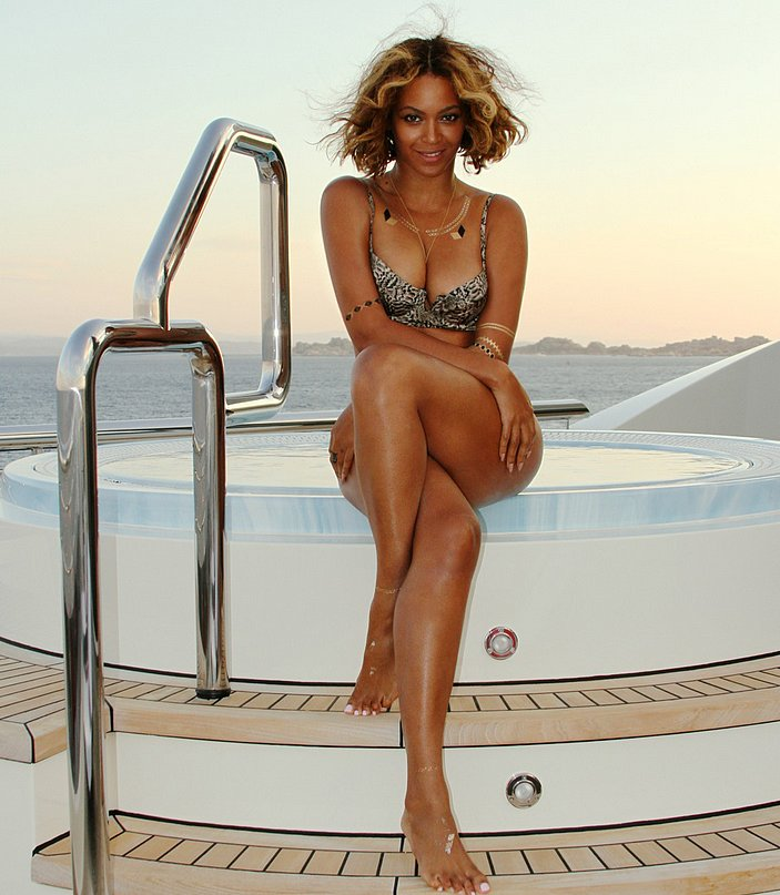 Beyonce celebrity hairstyles on September 6