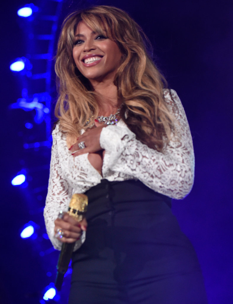 Beyonce celebrity hairstyles September 27