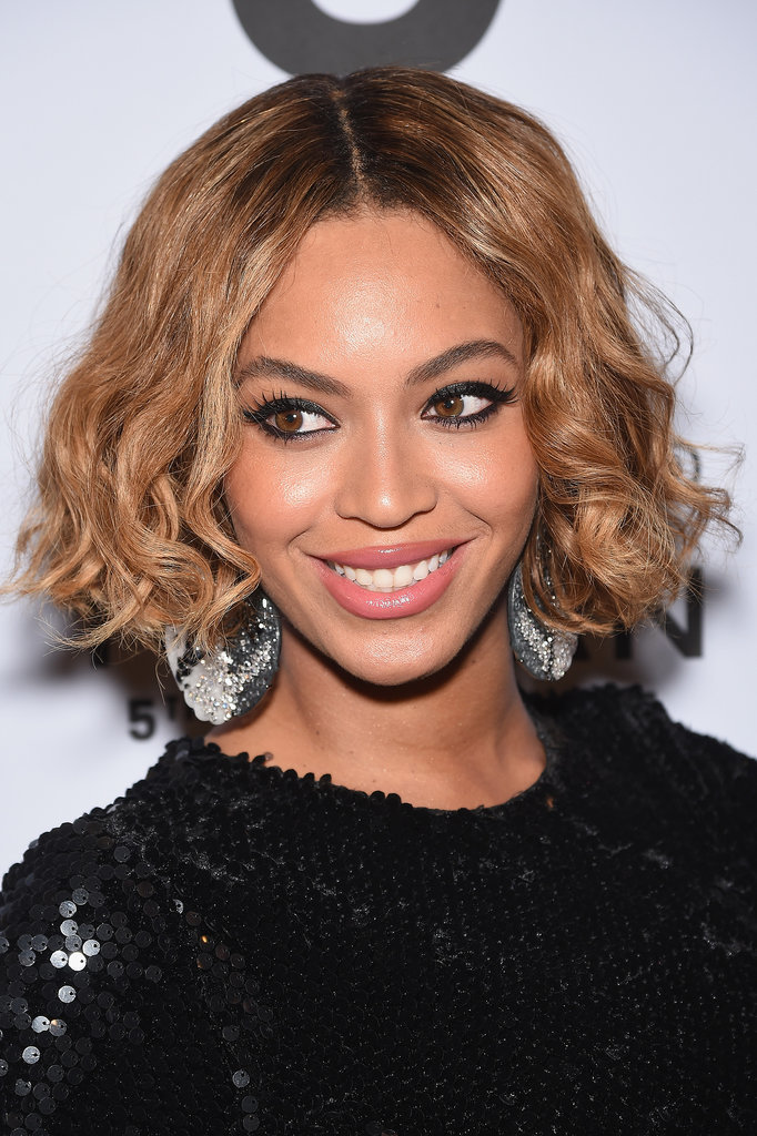 Beyonce celebrity hairstyles November 4