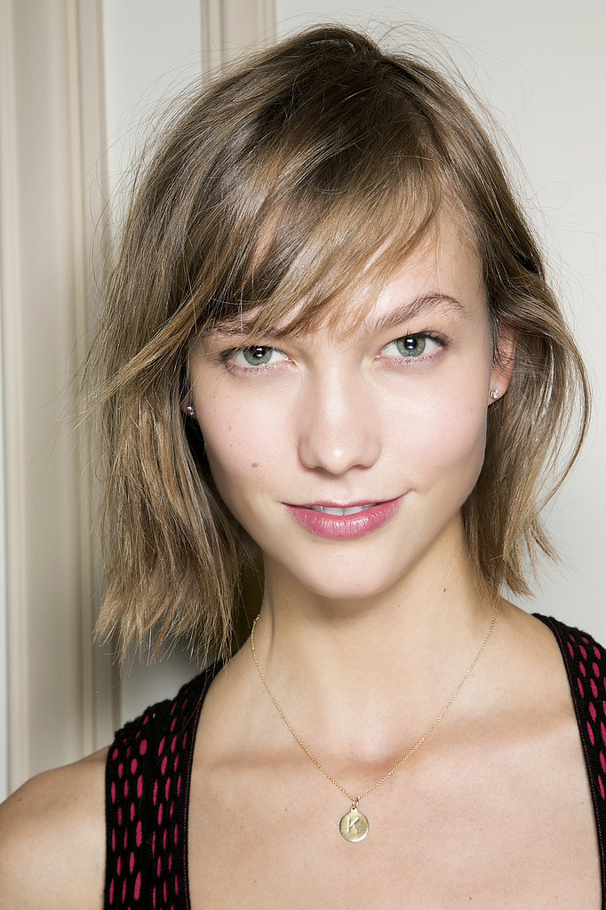 Messy bangs hairstyles 2015