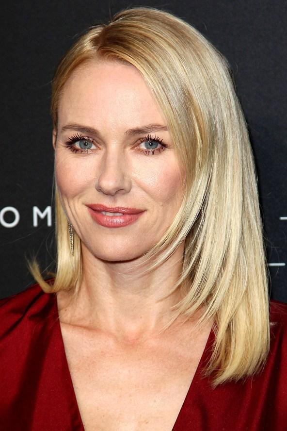 Naomi Watts blonde hair colors 2015