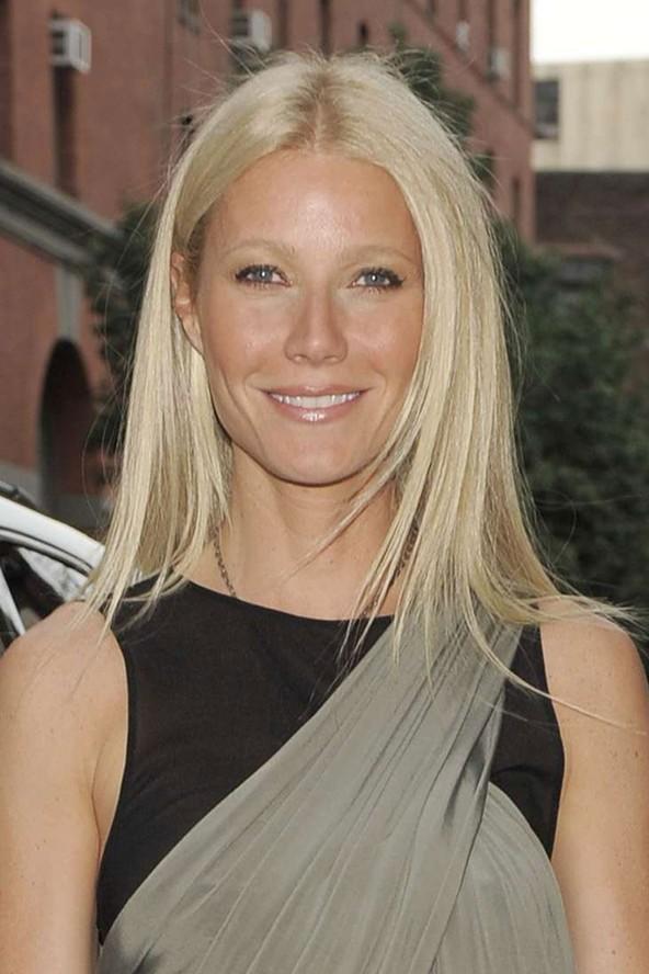 Gwyneth Paltrow blonde hair colors 2015
