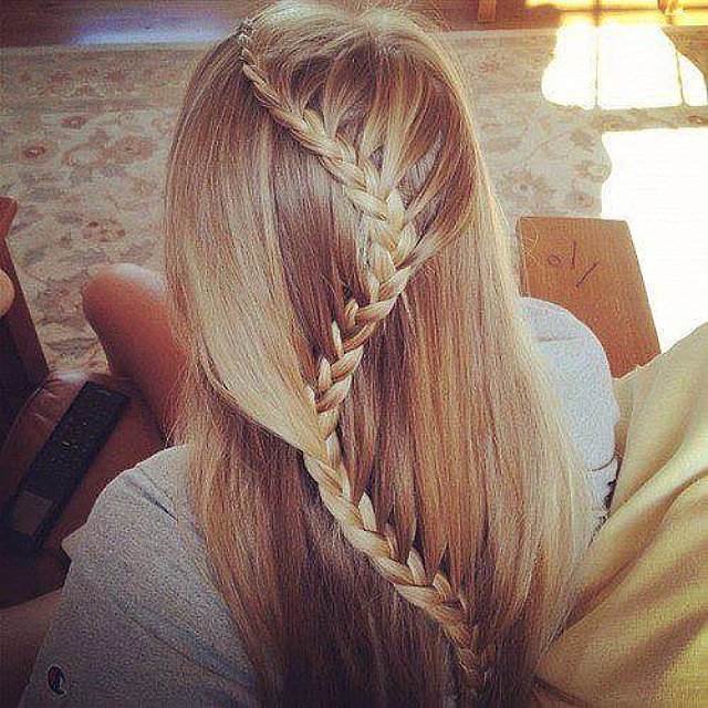 Snake braids hairstyles 2015
