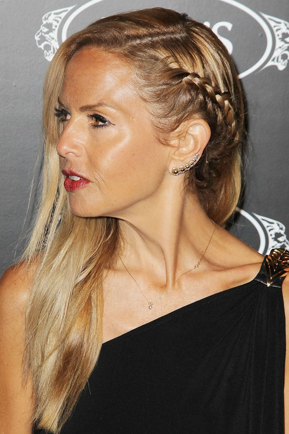 Pleasing The Most Charming Braids Hairstyles 2015 Hairstyles 2016 Hair Short Hairstyles Gunalazisus